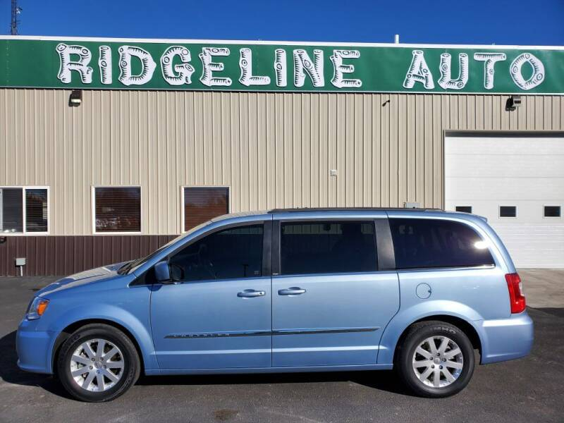 2013 Chrysler Town and Country for sale at RIDGELINE AUTO in Chubbuck ID