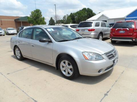 2002 Nissan Altima for sale at America Auto Inc in South Sioux City NE
