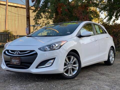 2013 Hyundai Elantra GT for sale at Best Cars Auto Sales in Everett MA