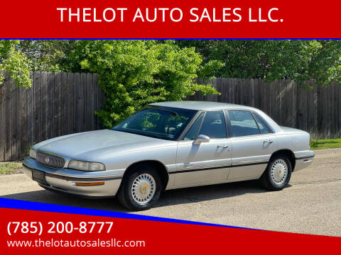 1999 Buick LeSabre for sale at THELOT AUTO SALES LLC. in Lawrence KS