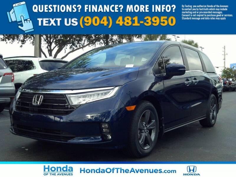 2022 Honda Odyssey for sale in Jacksonville, FL