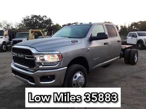 2019 RAM Ram Chassis 3500 for sale at DOABA Motors in San Jose CA