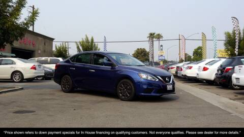 2017 Nissan Sentra for sale at Westland Auto Sales in Fresno CA