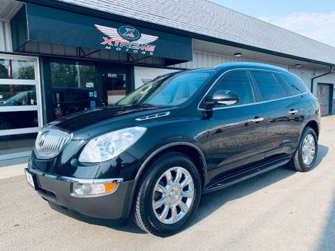 2012 Buick Enclave for sale at Xtreme Motors Inc. in Indianapolis IN