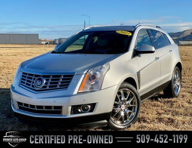 2013 Cadillac SRX for sale at Premier Auto Group in Union Gap WA