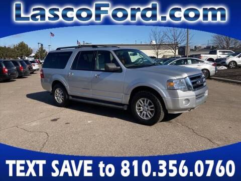 2013 Ford Expedition EL for sale at Lasco of Grand Blanc in Grand Blanc MI