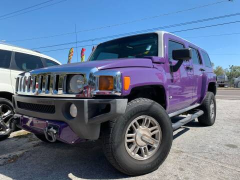2008 HUMMER H3 for sale at Always Approved Autos in Tampa FL