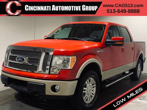 2009 Ford F-150 for sale at Cincinnati Automotive Group in Lebanon OH