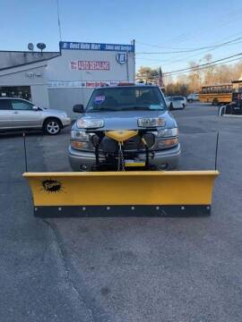 2004 GMC Sierra 1500 for sale at Best Auto Mart in Weymouth MA