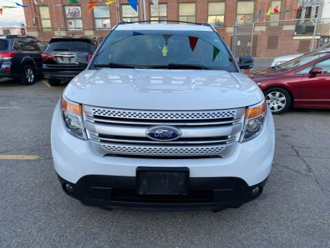 2015 Ford Explorer for sale at Metro Auto Sales in Lawrence MA
