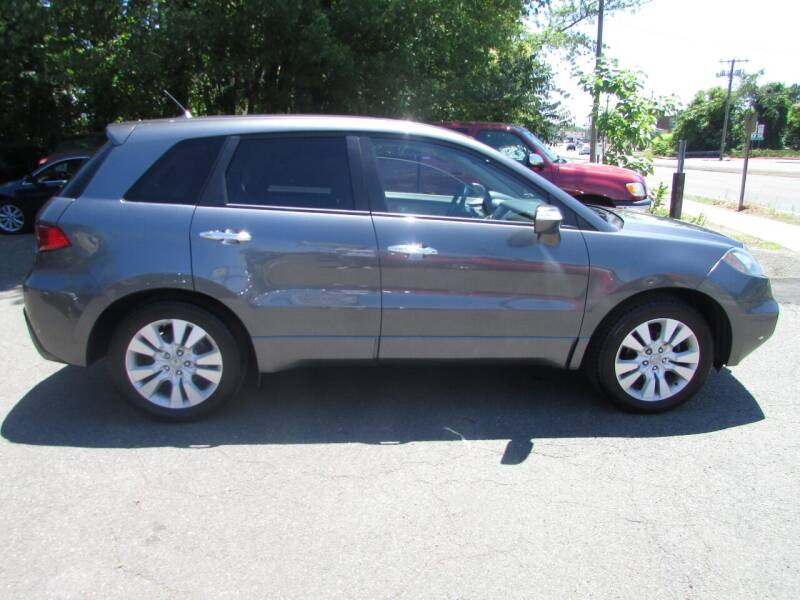 2011 Acura RDX for sale at Nutmeg Auto Wholesalers Inc in East Hartford CT