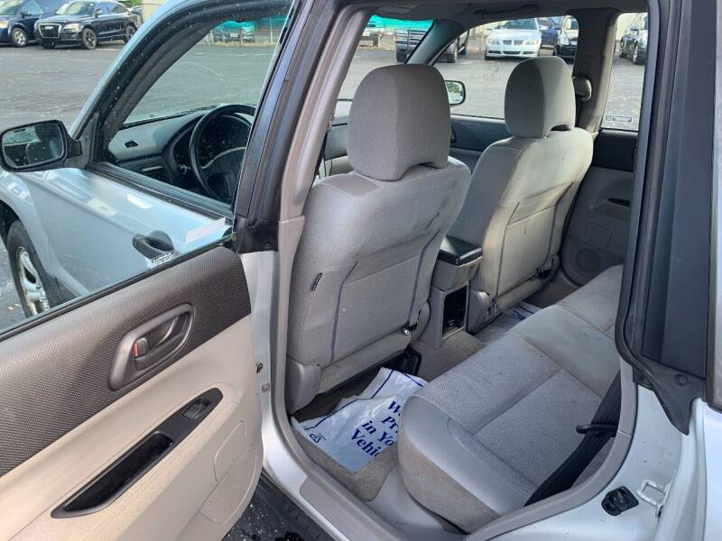 2004 Subaru Forester AWD X 4dr Wagon - Kenosha WI