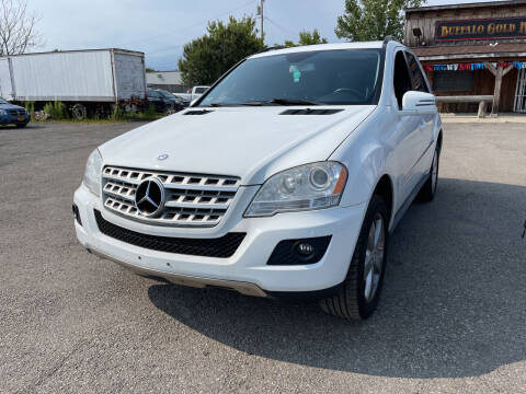2011 Mercedes-Benz M-Class for sale at eAutoDiscount in Buffalo NY