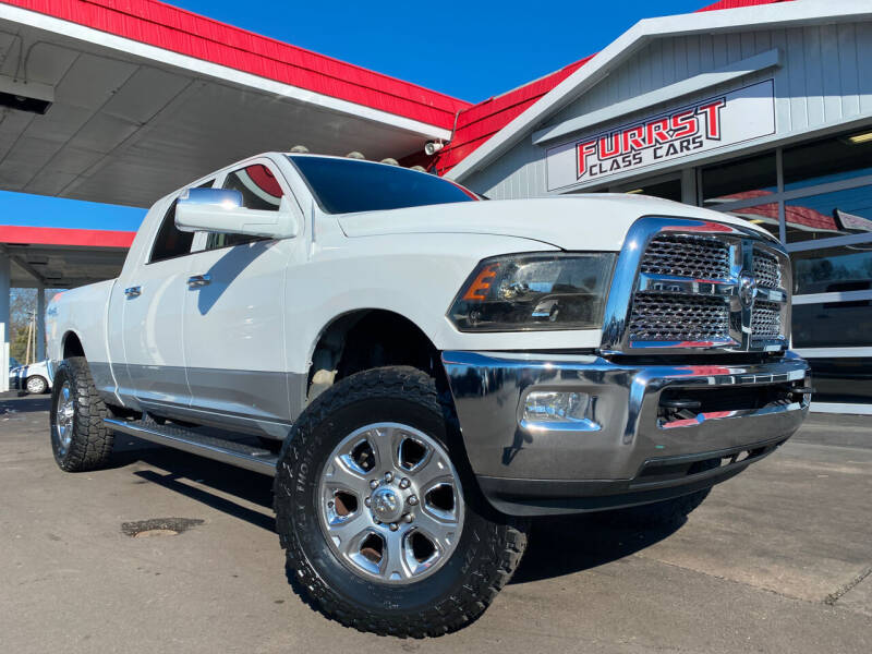 2014 RAM Ram Pickup 2500 for sale at Furrst Class Cars LLC  - Independence Blvd. in Charlotte NC