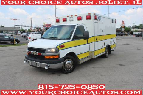 2013 Chevrolet Express Cutaway for sale at Your Choice Autos - Joliet in Joliet IL