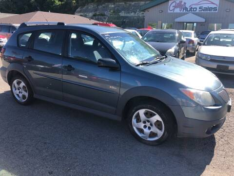 2006 Pontiac Vibe for sale at Gilly's Auto Sales in Rochester MN