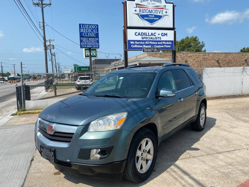 2009 Saturn Outlook for sale at East Dallas Automotive in Dallas TX