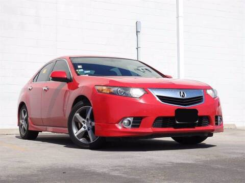 2014 Acura TSX for sale at Joe Myers Toyota PreOwned in Houston TX