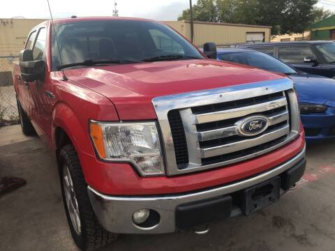 2011 Ford F-150 for sale at Auto Access in Irving TX