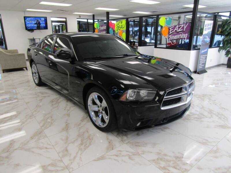 2013 Dodge Charger for sale at Dealer One Auto Credit in Oklahoma City OK