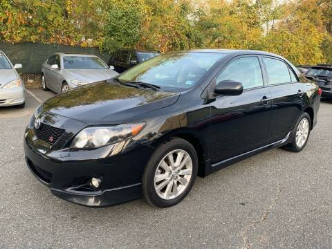 2009 Toyota Corolla for sale at Dream Auto Group in Dumfries VA