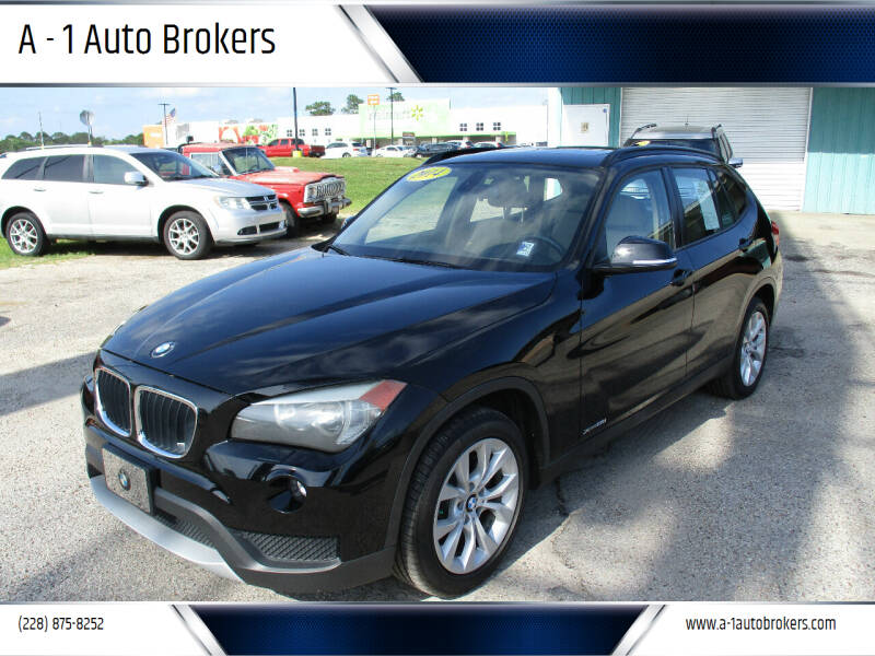 2014 BMW X1 for sale at A - 1 Auto Brokers in Ocean Springs MS