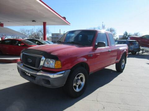 2004 Ford Ranger for sale at High Desert Auto Wholesale in Albuquerque NM