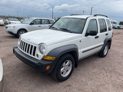 2005 Jeep Liberty for sale at PYRAMID MOTORS - Fountain Lot in Fountain CO