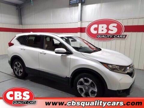 2019 Honda CR-V for sale at CBS Quality Cars in Durham NC