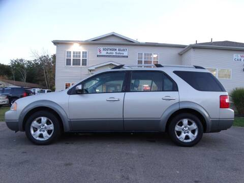 2006 Ford Freestyle for sale at SOUTHERN SELECT AUTO SALES in Medina OH