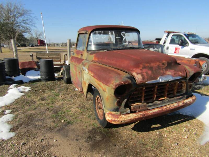 1956 Chevrolet 3200 for sale at Hill Top Sales in Brenham TX