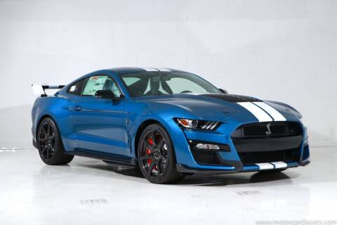 2020 Ford Mustang for sale at Motorcar Classics in Farmingdale NY
