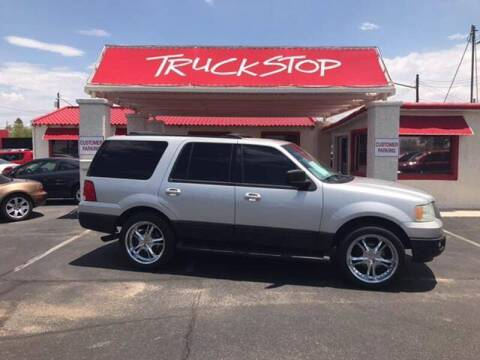 2004 Ford Expedition for sale at TRUCK STOP INC in Tucson AZ