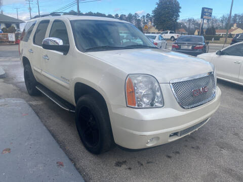 2008 GMC Yukon for sale at RVA Automotive Group in North Chesterfield VA