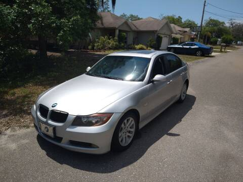 2006 BMW 3 Series for sale at Low Price Auto Sales LLC in Palm Harbor FL