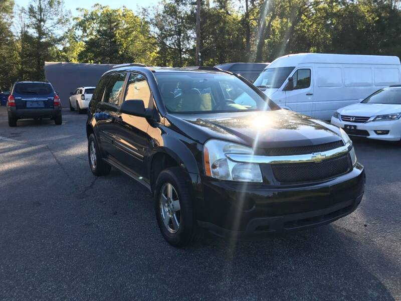 2008 Chevrolet Equinox for sale at 303 Cars in Newfield NJ