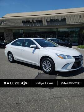 2017 Toyota Camry for sale at RALLYE LEXUS in Glen Cove NY