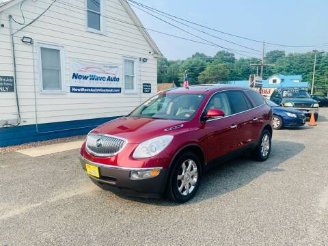 2009 Buick Enclave for sale at New Wave Auto of Vineland in Vineland NJ