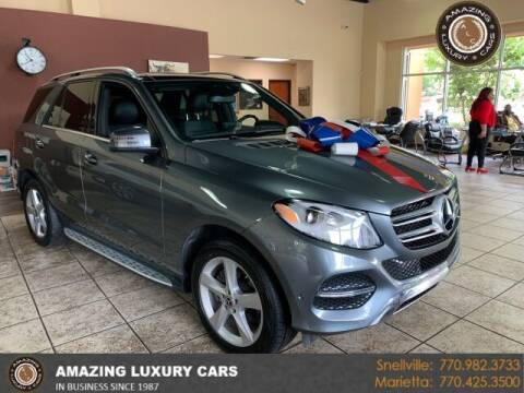 2018 Mercedes-Benz GLE for sale at Amazing Luxury Cars in Snellville GA