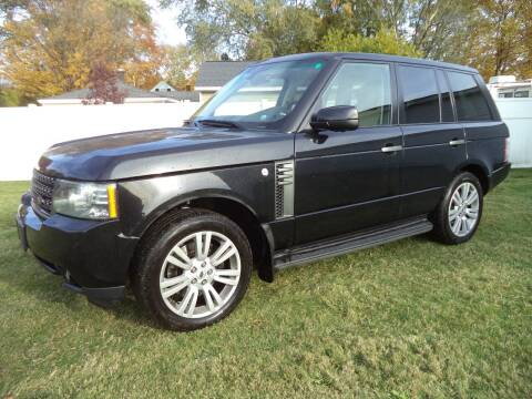2011 Land Rover Range Rover for sale at Niewiek Auto Sales in Grand Rapids MI