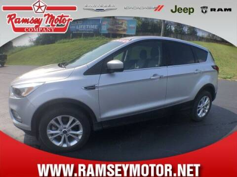 2019 Ford Escape for sale at RAMSEY MOTOR CO in Harrison AR
