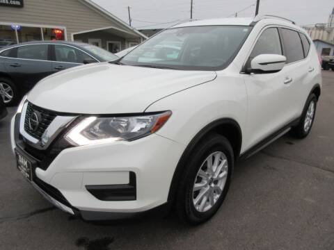 2020 Nissan Rogue for sale at Dam Auto Sales in Sioux City IA