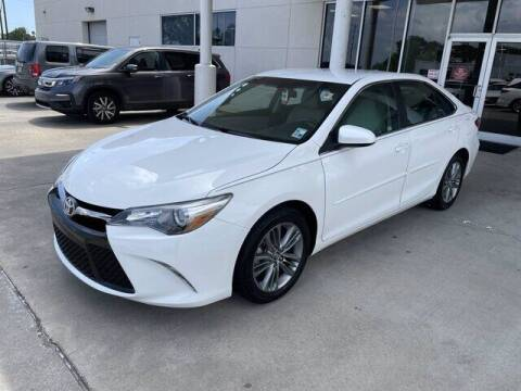 2015 Toyota Camry for sale at J P Thibodeaux Used Cars in New Iberia LA