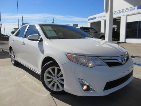 2013 Toyota Camry for sale at Jays Kars in Bryan TX