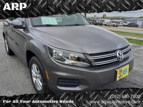 2012 Volkswagen Tiguan for sale at ARP in Waukesha WI
