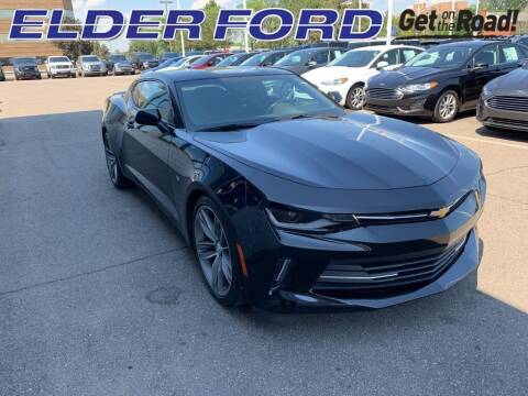 2017 Chevrolet Camaro for sale at Mr Intellectual Cars in Troy MI