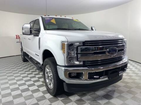 2018 Ford F-350 Super Duty for sale at BOZARD FORD in Saint Augustine FL