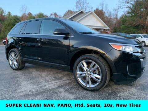 2014 Ford Edge for sale at Drivers Choice Auto & Truck in Fife Lake MI
