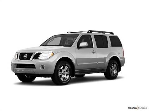 2010 Nissan Pathfinder for sale at CHAPARRAL USED CARS in Piney Flats TN