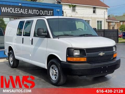 2013 Chevrolet Express Cargo for sale at MWS Wholesale  Auto Outlet in Grand Rapids MI
